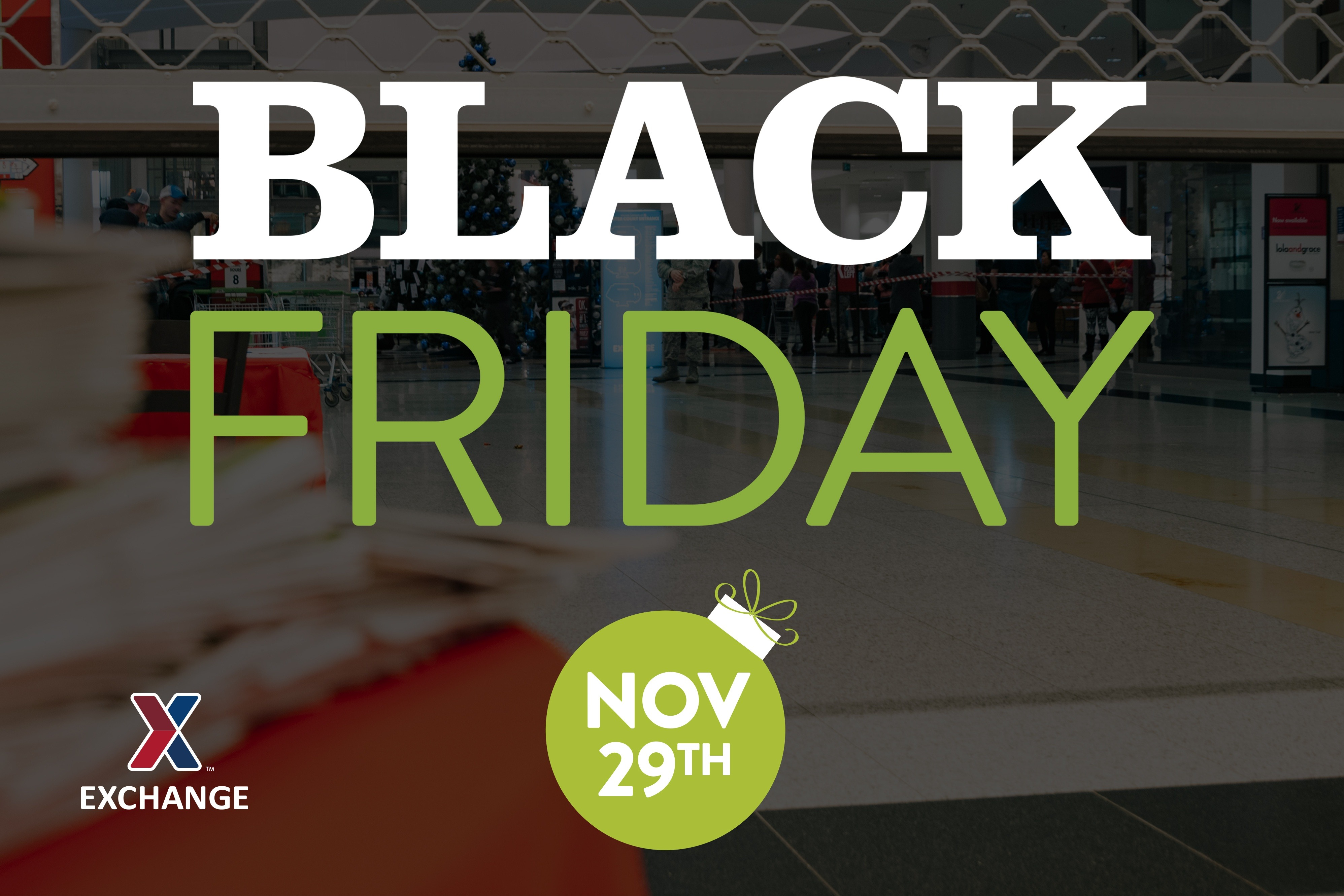 Exchange S Black Friday Deals Start At Midnight Central Time Online Misawa Exchange Opens At 7 A M Stripes Japan